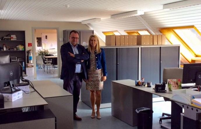 Wim Vandevelde Brigitte Vanhoutte integratie stad OCMW financiële dienst