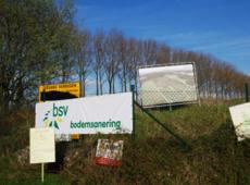 Omgevingsvergunning nieuw monostortplaats Ronse blijft geweigerd